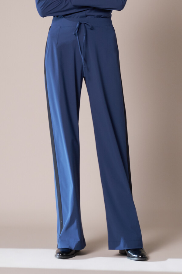 EASY PANTS DEEP BLUE