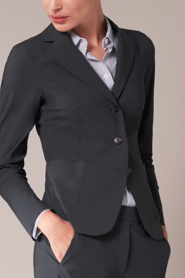BLAZER STEEL GREY