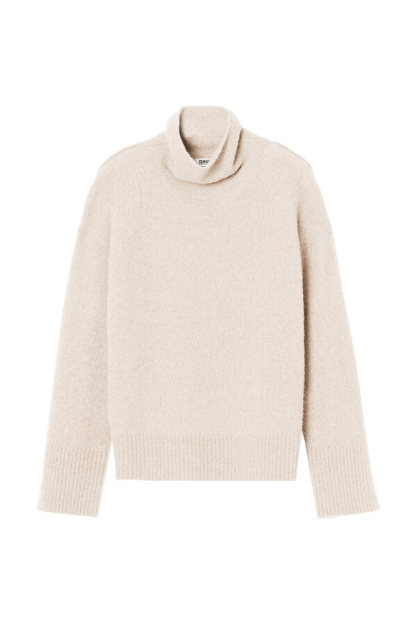 TURTLENECK PULL CREAM