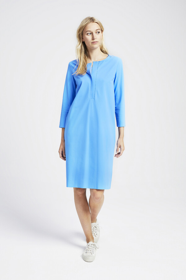 TUNIC DRESS AIR BLUE
