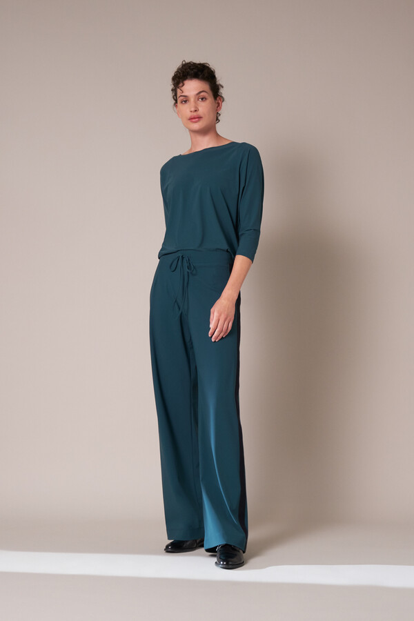 EASY PANTS DEEP TEAL